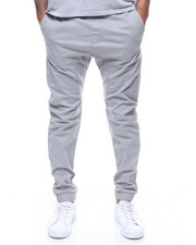 Pants - Stretch Twill Jogger by WT 02-2241684