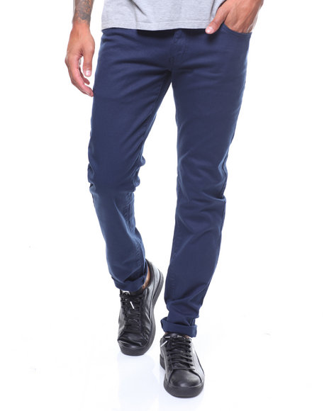 Buyers Picks - 5 Pocket skinny fit twill pant by WT 02