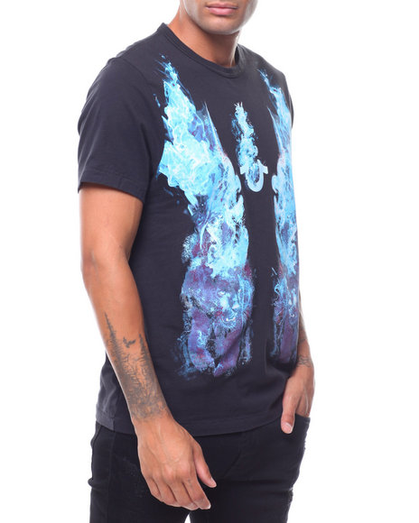 True Religion - SS FIRE PANTHER TEE
