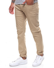 Pants - 5 Pocket skinny fit twill pant by WT 02-2241817