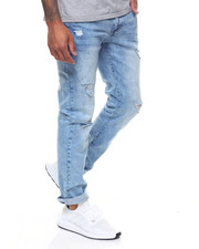 Buyers Picks - Ripped Skinny Fit Stretch Jeans by WT 02-2241803