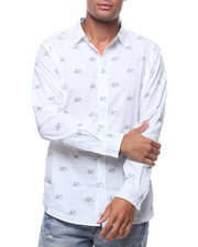 Button-downs - LS BICYCLE BUTTONDOWN SHIRT-2242421