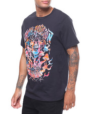 True Religion - SS NOVELTY WASHED GRAPHIC TEE-2242417