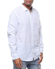 Button-downs - LS ANCHORS BUTTONDOWN SHIRT-2242408