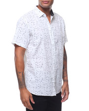 Button-downs - SS GEOMETRIC PATTERN BUTTONDOWN SHIRT-2242538
