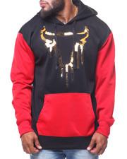 Hoodies - L/S Dripping Bull Hoodie (B&T)-2242781