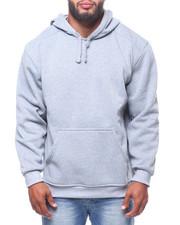 Hoodies - Fleece Hoodie Pullover (B&T)-2242863