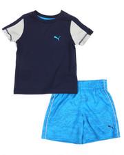 Boys - 2 Piece Tee & Shorts Set (2T-4T)-2240615
