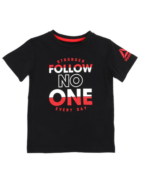 Reebok - Follow No One Tee (4-7)