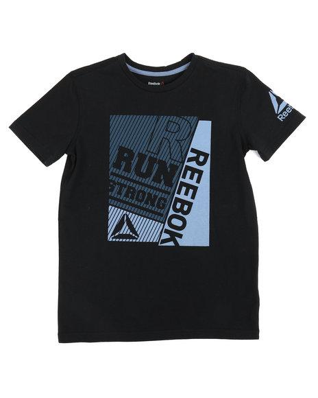Reebok - Run Strong Tee (8-20)