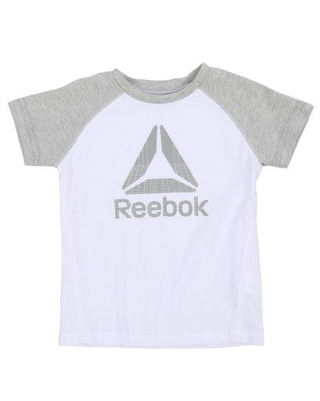 Reebok - Respect The Speed Tee (2T-4T)