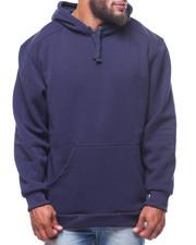 Men - Fleece Hoodie Pullover (B&T)-2242906