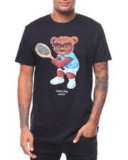Hustle Gang - HUSTLE BEAR Racket Tee-2243065