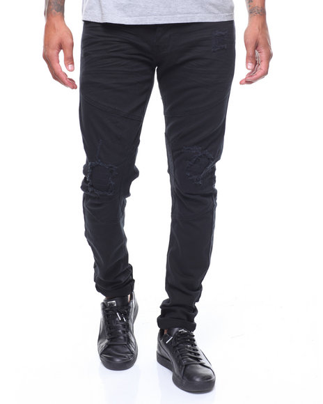 MADBLUE - Repaired Knee Twill Pant