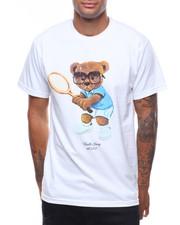 Hustle Gang - HUSTLE BEAR Racket Tee-2243059