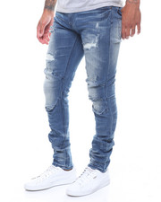 MADBLUE - Punctured Knee Jean-2243148