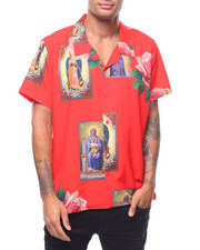 Button-downs - HOLY BUTTON UP-2243010