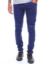 MADBLUE - Repaired Knee Twill Pant-2243157