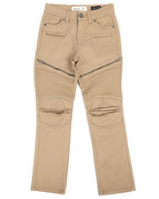 Arcade Styles - Moto Pants w/Zipper Detail (8-20)-2241982