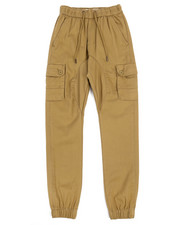 Pants - Stretch Cargo Twill Joggers (8-20)-2241925