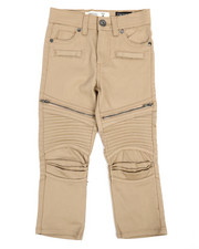 Arcade Styles - Moto Pants w/Zipper Detail (4-7)-2241953