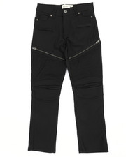 Arcade Styles - Moto Pants w/Zipper Detail (8-20)-2241968