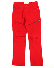 Arcade Styles - Moto Pants w/Zipper Detail (8-20)-2241975