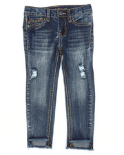 Vigoss Jeans - Austin Ankle Skinny Jeans (4-6X)-2242092