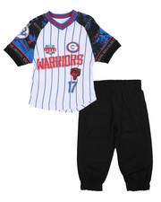 Arcade Styles - Warrior 2 Pc Set (2T-4T)-2242029
