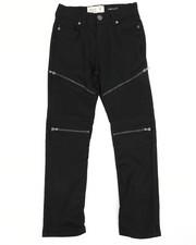 Pants - Moto Pants w/Zippers (8-20)-2242005