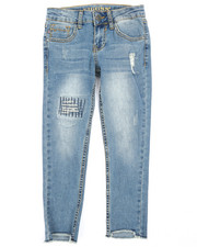 Jeans - Austin Ankle Skinny Jeans (7-16)-2242097