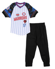 Arcade Styles - Warrior 2 Pc Set (8-20)-2242038