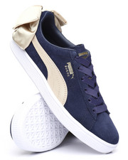 Puma - Suede Bow Varsity Sneakers-2243361