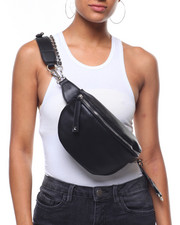 Women - Chained To You Vegan Leather Fanny Pack-2238527