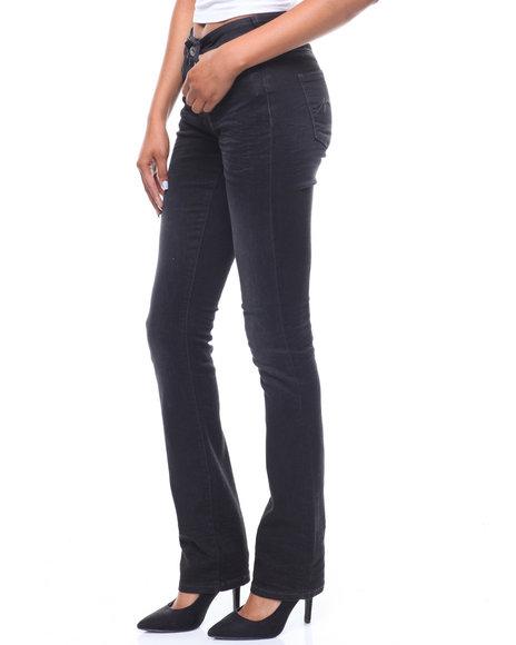 PARASUCO JEANS - Low Rise Straight Leg Jean