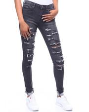 Women - Destructed 5 Pocket Skinny Jean-2239674
