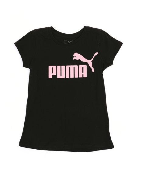 Puma - Puma Logo Graphic Tee (7-16)