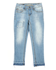 Vigoss Jeans - The Austin Ankle Skinny Jeans (7-16)-2242665