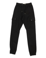 Pants - Stretch Cargo Twill Joggers (8-20)-2243054