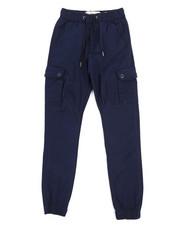 Boys - Stretch Cargo Twill Joggers (8-20)-2243206