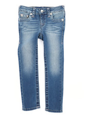 True Religion - Single End Denim Jeans (4-6X)-2242637