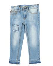 Vigoss Jeans - Austin Ankle Skinny Jeans (4-6X)-2242660