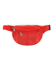 Women - Leather Fanny Pack-2242581