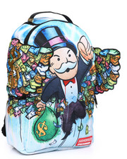Accessories - Monopoly Money Wings Backpack (Unisex)-2242589