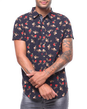 Button-downs - ROSE S/S BUTTONDOWN SHIRT-2243998