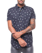 Button-downs - ASTRONAUT S/S BUTTONDOWN SHIRT-2243993