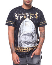 Shirts - Paid Gold Foil Tee-2243806
