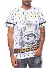 T-Shirts - Paid Gold Foil Tee-2243813