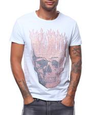 T-Shirts - JEWEL SKULL TEE-2243944