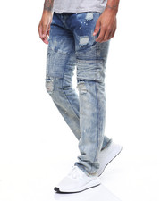 Buyers Picks - Moto Jean with Cut & Sew Detail-2244101